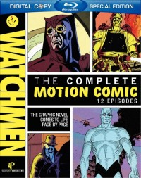 Watchmen: The Complete Motion Comic (2009)