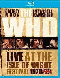 Who, The: Live at the Isle of Wight Festival 1970 (1970)