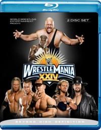 WWE: WrestleMania XXIV (2008)