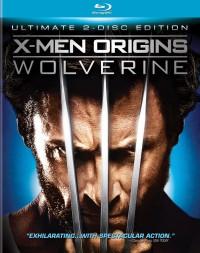 X-Men Origins: Wolverine (2009) (Blu-ray)