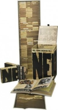 Young, Neil: Archives Volume One (1963-1972) (2008)