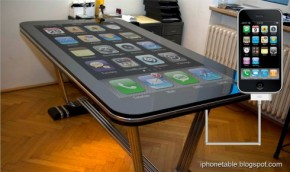 Table Connect pro iPhone