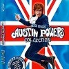 Kolekce Austin Powers (Austin Powers Collection: Shagadelic Edition, 2008)