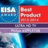 Phillips má nejlepší evropskou UltraHD televizi. Brzy půjde do prodeje