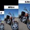Nová metoda komprese: Blu-ray kvalita při poloviční velikosti