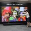 Panasonic představuje největší 3D televizor na světě