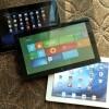Jaké budou specifikace Windows 8 tabletů?