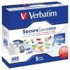 Verbatim SecureSave DVD - nové šifrované médium