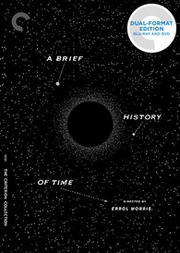 A Brief History Of Time (Blu-ray)