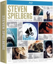 Steven Spielberg Collection (Cover)