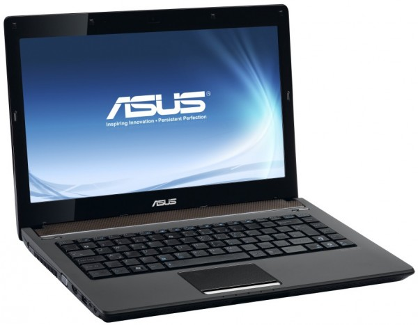 Multimediální notebook ASUS N82J