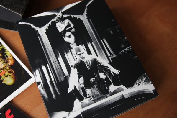 Universal Classic Monsters Collection (digipack s filmy)