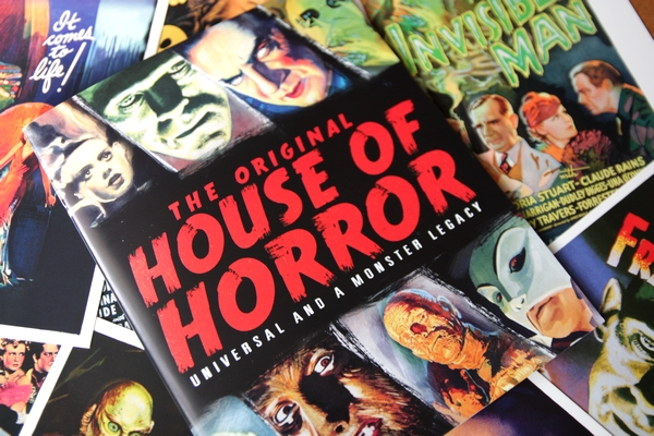 Universal Classic Monsters Collection (brožura House of Horror)