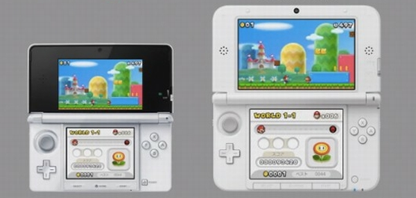 Nintendo 3DS XL vs Nintendo 3DS