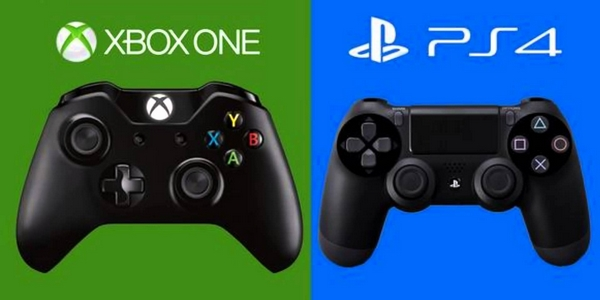 Xbox One a PS4