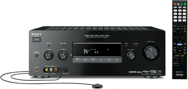 Receiver Sony STR-DG820